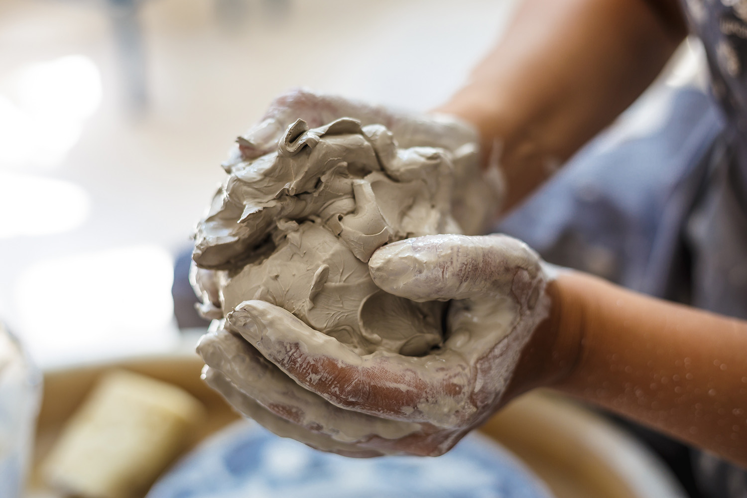 """Yom Kippur: """"Like Clay in the Hands of the Potter"""""""