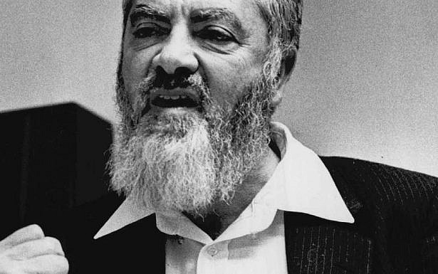 Meir Kahane 1991 Denver Post/Getty Images