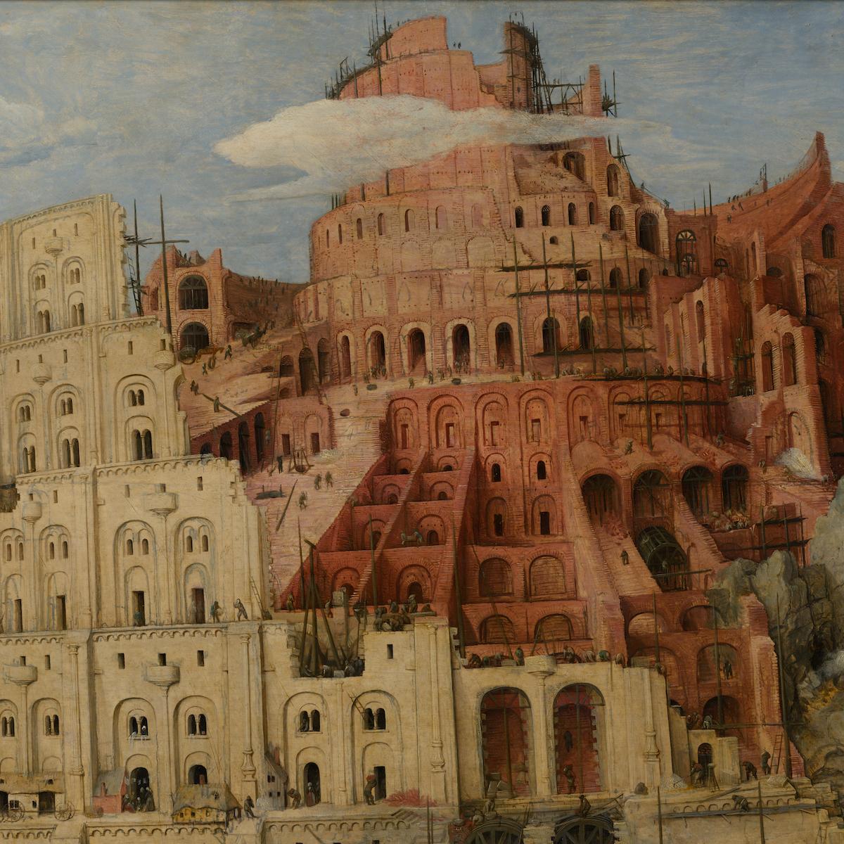 Pieter Bruegel the Elder - The Tower of Babel (Google Art Project)