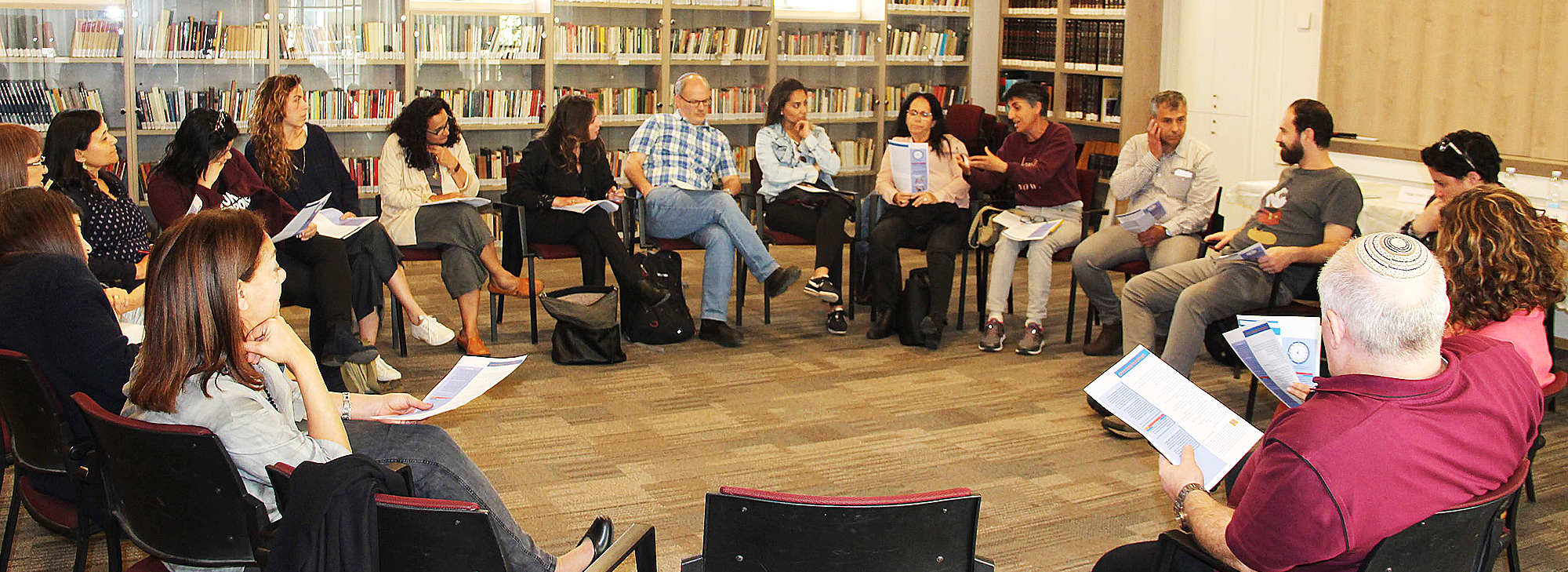 Be'eri Program for Pluralistic Jewish-Israeli Identity