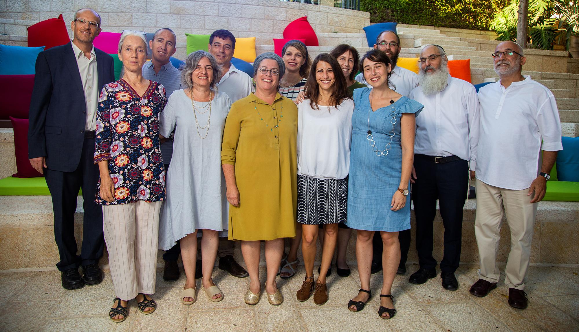 Beit Midrash for Israeli Rabbis