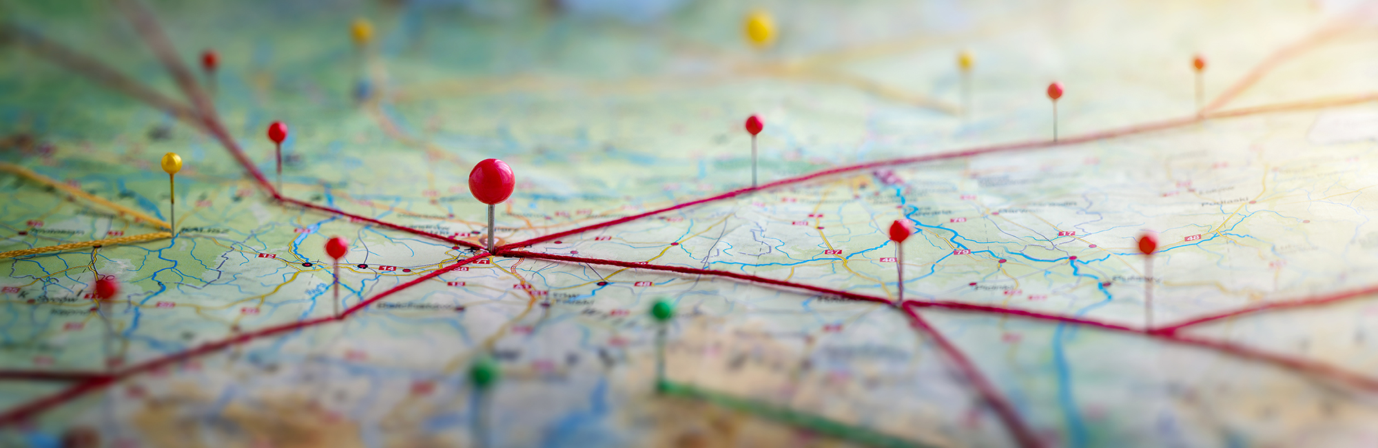 North American Regional Hubs