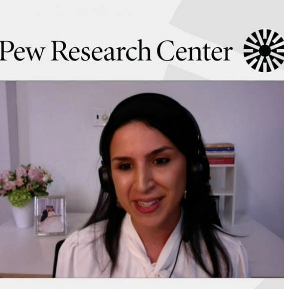 Screenshot/Pew Research Center