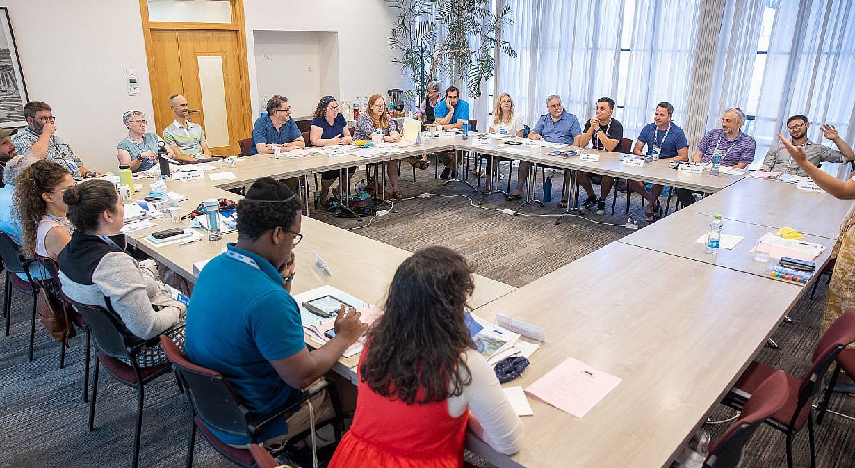 Fellowship for Hillel Professionals Cohort VII in Jerusalem, Summer 2021