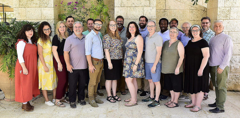 Hartman Fellowship for Hillel Professionals