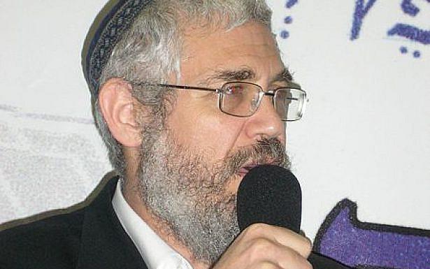 הרב מוטי אלון, צילום: ויקיפדיה