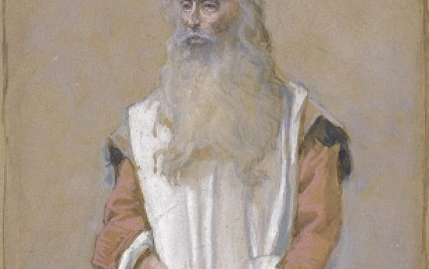 Moses (watercolor circa 1896–1902 by James Tissot), wikipedia