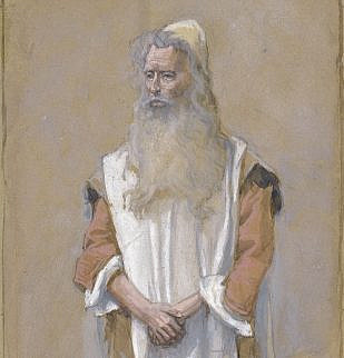 Moses (watercolor circa 1896–1902 by James Tissot), wikipedia