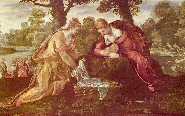 Jacopo Tintoretto, Wikipedia