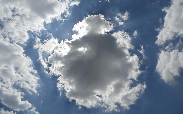 שמים ועננים, צילום: Pixabay