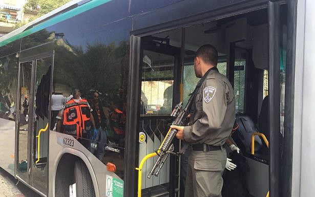 הלנצח נחיה על חרבנו? צילום באדיבות משטרת ישראל