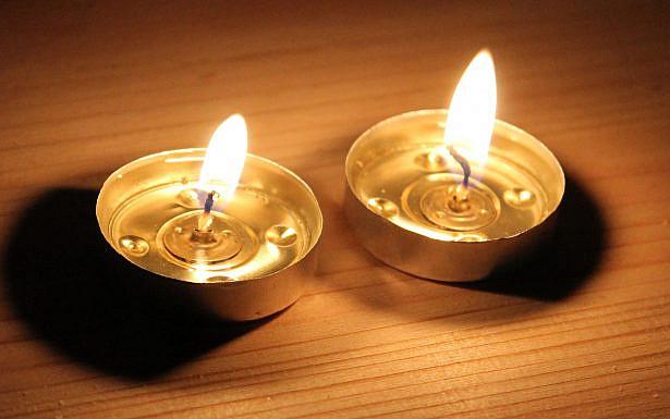 נרות שבת. צילום מתוך אתר pixbay