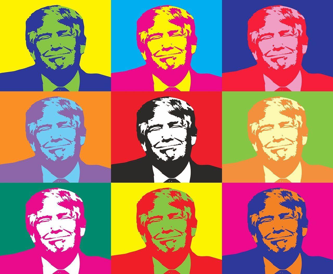 טראמפ ללא ספק מצטיין בחתירה תחת המוסכמות