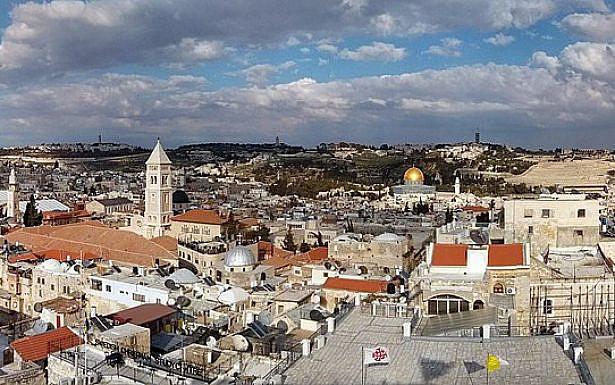 איני רוצה שילדי יחשבו שיש זכות קיום רק למקומות הקדושים ליהודים. צילום: אבי קליין