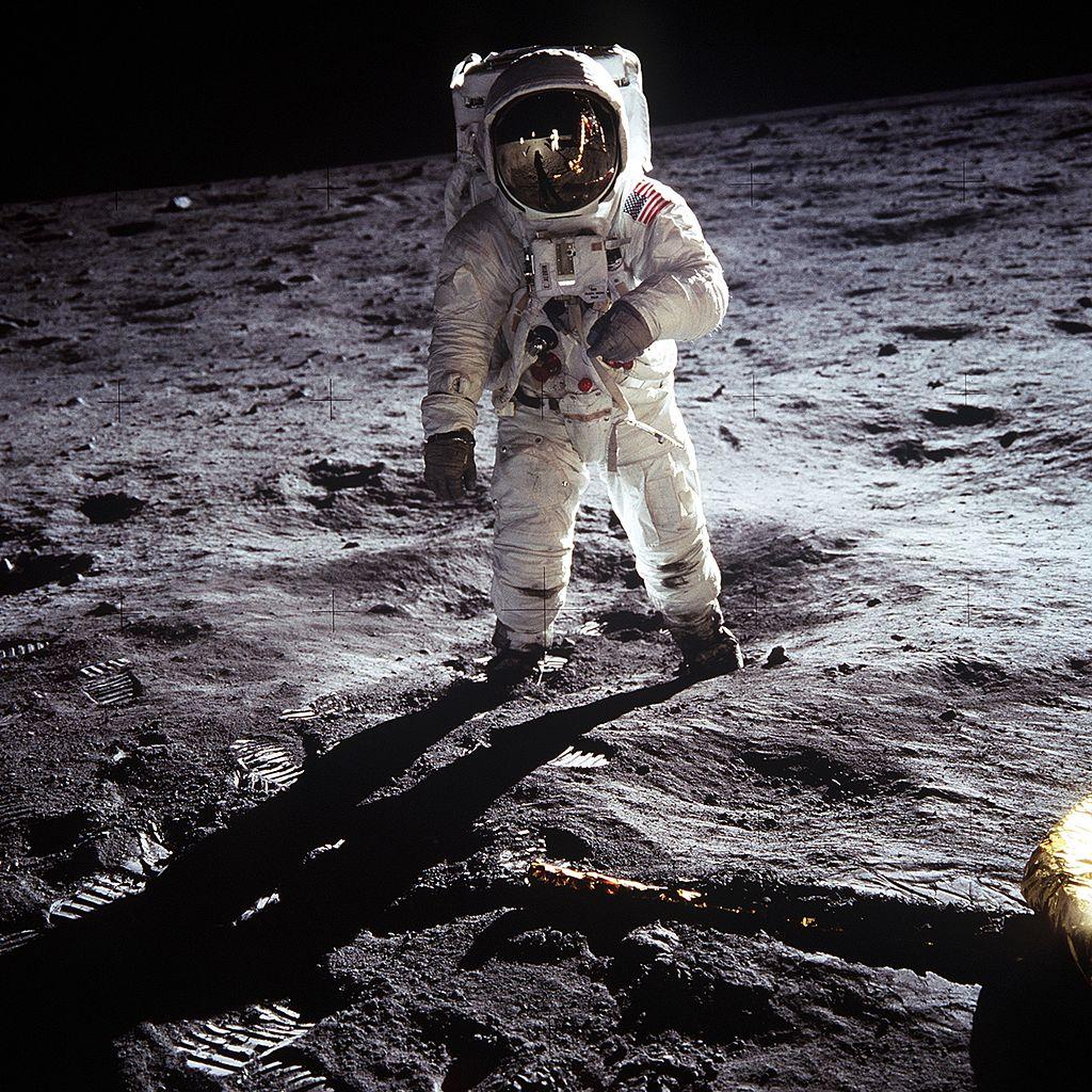 האסטרונאוט באז אולדרין