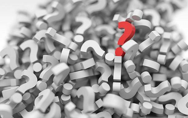"""השאלה היא תמיד שאלה ביחס למשהו. שאלת היסוד עתה היא מהו היחס המדויק בין השואל לבין ה""""משהו"""" שעליו שואלים"""