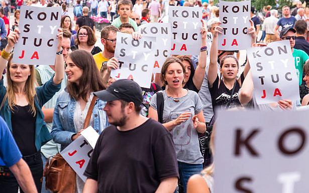 מחאת נשים בפולין