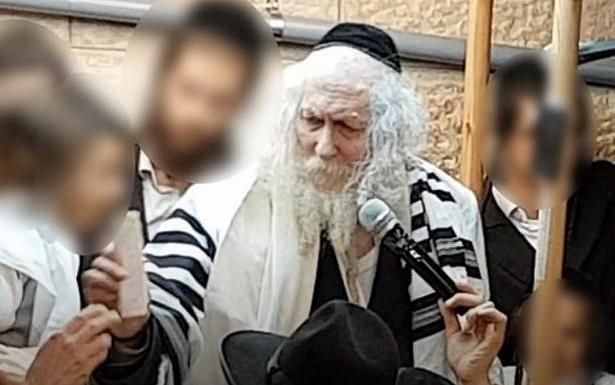 הרב אליעזר ברלנד, מתוך ערוץ הYou Tube של Ynet