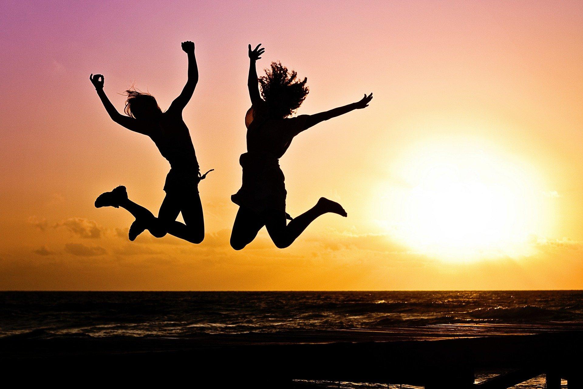 האם שמחה זה תמיד טוב? צילום: ג'יל ווילינגטון, piaxabay