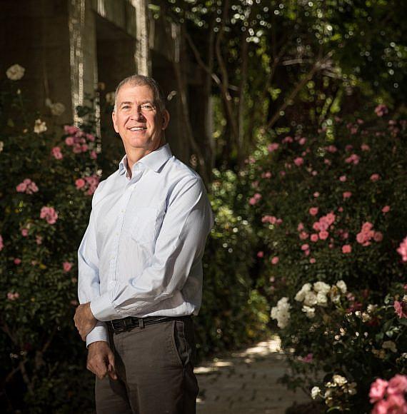 """הרב ד""""ר דניאל הרטמן. צילום: יונתן זינדל, פלאש 90"""