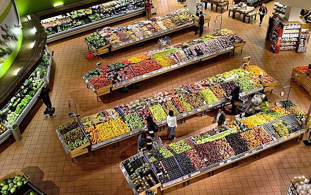 לא להתעקש על פירות וירקות מכל העולם (צילום: pixabay)