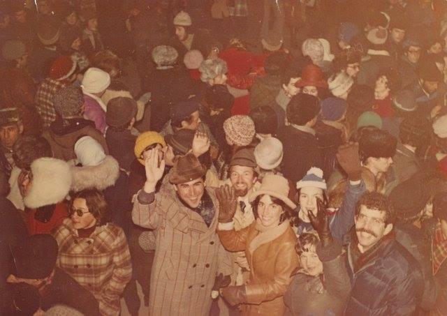 """יהודי ברית המועצות. צילום מתוך הספר """"אנחנו שוב יהודים"""""""