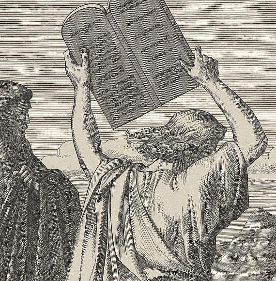איזו ברית אנחנו מקבלים על עצמנו ביום שבו ניתנו לוחות שניים? (תמונה מתוך ויקיפדיה, באדיבות מוזיאון המטרופוליטן)
